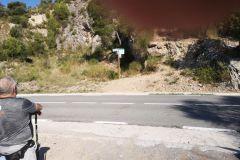 Hornos de cal de Can Rogent / carretera de las coves del Salnitre