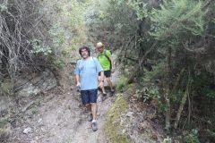 Corriol (sendero) a la Riera de Pierola