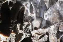 Interior de la Cova del Petrecó