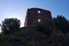 Castillo/monasterio de Sant Genís de Rocafort