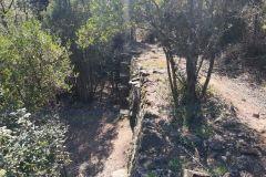 Barraca de piedra y saltadors de marge del Rogent