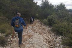Camino a la Balma de Can Solà