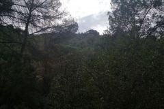 Vista del cerro donde se ubica el Castell de Sant Jaume