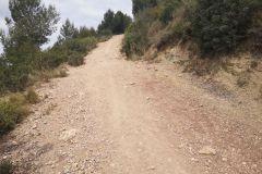 Subida al Coll de Can Rubió (Italiano)
