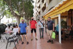 Bar Bona Tapa en Esparreguera; hacia el coche y el Bruc (EFAUSA)