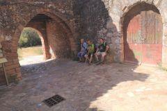 Portal de cal Bros o Portal de Barcelona