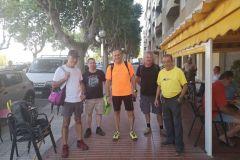 Inicio de la ruta; Esparreguera bar Bona Tapa