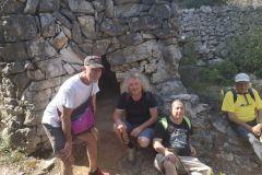 Barraca de viña de piedra seca BV-6, en el corriol del Joanet