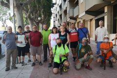 Bar Bona Tapa Esparreguera; a los vehículos y hacia Montserrat Parc (el Bruc)