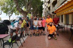 Bar Bona Tapa Esparreguera; a los vehículos y hacia Esblada