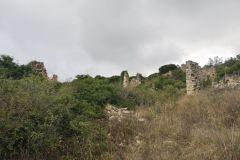 Ruinas de Albereda a nuestro paso hacia el llac de Formigosa