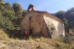Ermita de la Mare de Deu de la Font (S XIV - XVII)