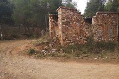 La barraca del Varela, camino a Collbató