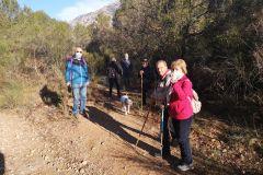 Inicio corriol / sendero paralelo al Camino Vecinal Esparreguera - Collbató
