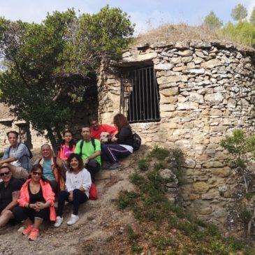 Tinas de la Vall del Flequer 06/10/2019