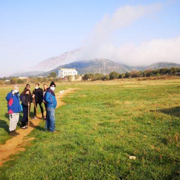 Prueba Trail Solidari 27/02/2021