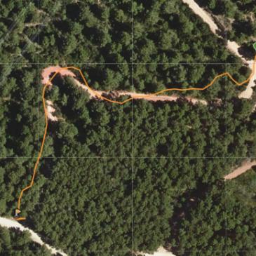 CA#02 Camino entre Can Rubió y pista al polígono ind. Can Roca