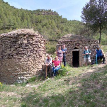 Tinas de la Vall del Flequer 15/05/2021